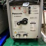 Panasonic 小型アーク溶接機 YK-300AK3 入荷しています。