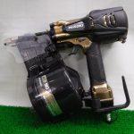 日立工機 HIKOKI 90mm 高圧ロール釘打機 NV90HR2(S) 新品未開封品 買い取らせていただきました!